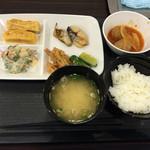 スーパーホテル - 料理写真:朝食