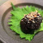 やぶそば - 蕎麦味噌…NGかな。 (^_^;)
