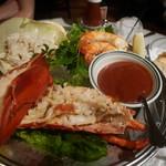 ウルフギャング・ステーキハウス - 蟹がとにかく美味しい!!