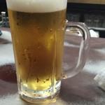 中村屋 - 生ビール