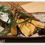54816752 - 緑竹焼き
