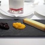 レ セゾン - 2012年夏より熟成されたコンテチーズ