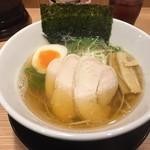麺屋 和人 天王寺北口本店 - あっさり醤油らーめん(750円)