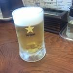 若武者 - 生ビール
