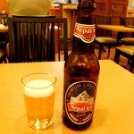 ナマステ - ネパールアイスビール \580