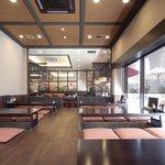 レストラン ロータスカフェ - 内観写真:お座敷36席