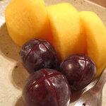 味道楽 - 季節の果実