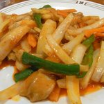 氷花餃子 本店 - 炒め料理