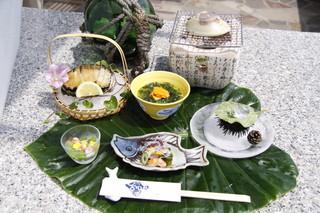 味ごよみ宮田 - 夏の大洗ならではの魚貝料理