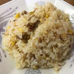 闘牛 - +半チャーハンで850円