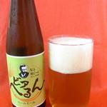松江堀川地ビール館 特産品館 地ビールカウンター - ビアへるん ペールエール ¥450(税別)
