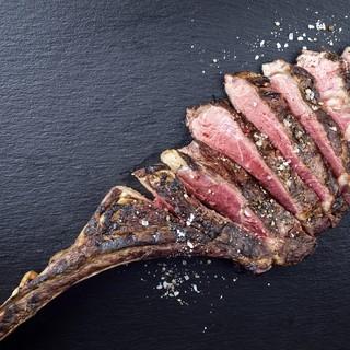 肉の王様ブラックアンガス熟成牛をリーズナブルに♪