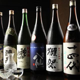 利き酒師厳選の日本酒
