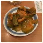 錦珍楼点心舗 - サービスの搾菜