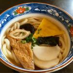 アズマヤ - あずまやのうどん(*´д`*)530円