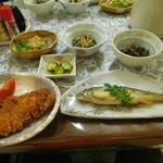 えびなや - 料理写真:夕食