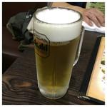 味来 - ドリンク写真:生ビール(中) 380円