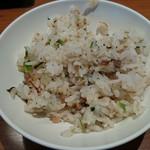 roan - さんまと生姜のご飯