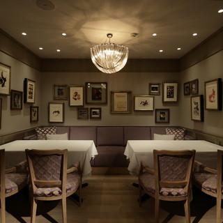 「アンテプリマ」の荻野いづみが手掛けるイタリアンレストラン