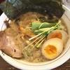 追風丸 - 料理写真:赤味噌ラーメン海苔、味玉トッピング