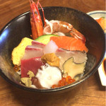 ドライブイン191 いそべ - 料理写真:海鮮丼2,000円