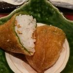 鮨 山浦 - いなり寿司