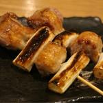 お刺身と串焼き ひげ - ◉2016/08/13/SAT @合鴨ねぎ