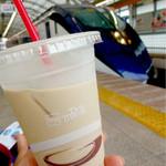 ドリップマニア - ミルクコーヒー 420円