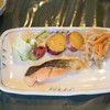三俣山荘 - 料理写真:朝食メニュー