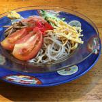 中華 喜楽 - 冷麺