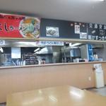 金成パーキングエリア(下り線)スナックコーナー - 店内