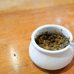 ダルマ - いりこ醤油煮