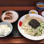 びーわん - 餃子セット(チータンタン付)