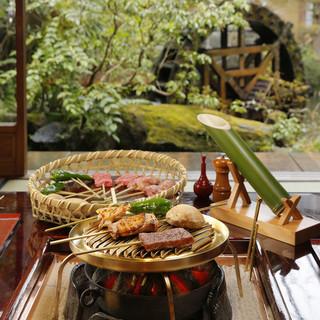 四季折々に厳選された食材の魅力が際立つ、極上の味と彩り