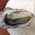 かき小屋フィーバー - ガンガン焼きの牡蠣