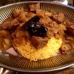 ヌンクイ - ぴり辛マトンと玉ねぎのカレー