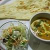 パキスタン レストラン サナ - 料理写真:1コインランチ弘前vol.5本利用 SANAカレーとナン