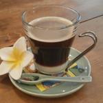 キャシーマムカフェ - ドリンク写真:ベトナムコーヒー
