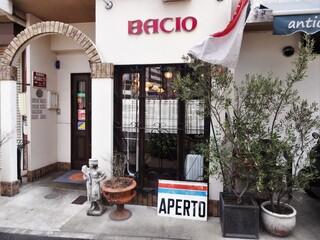 アンティカ オステリア バーチョ - さて、アンティカ オステリア バーチョ の扉を開きます。美味しいお料理が楽しみです。   いざ、アンティカ オステリア バーチョ さんの扉を開きましょう。