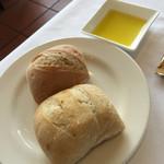 マンジャーレ - ライ麦パンとチャバタ