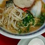 福龍ラーメン - 料理写真:ラーメン \500