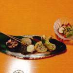 和 - 料理写真:先付と酢の物