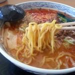 めん喰い - 麺アップ