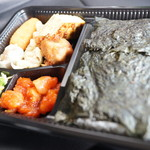 日の丸亭 - 料理写真:のり弁当