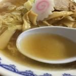 三吉屋 - スープ