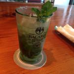 BAR YUMOTO - 季節のフルーツカクテル  ミント