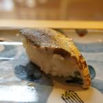 ミキ寿司 - 焼き鯖