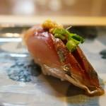 ミキ寿司 - 鯵
