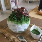 菓子・茶房 チェカ - 宇治金時