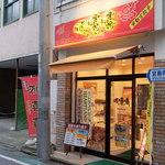とんきっき - 店入口